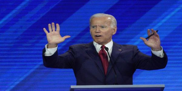 2020 presidential debates: Joe Biden baffles with answer to question about slavery reparations