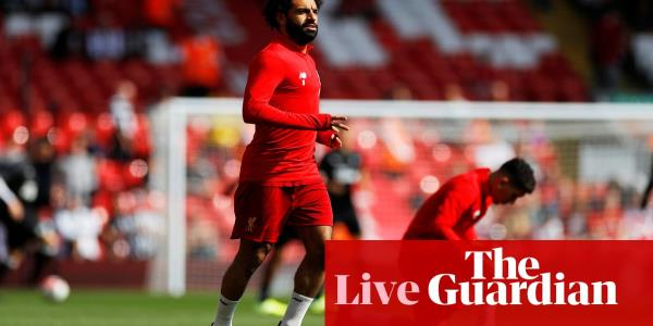 Liverpool v Newcastle United: Premier League – live!