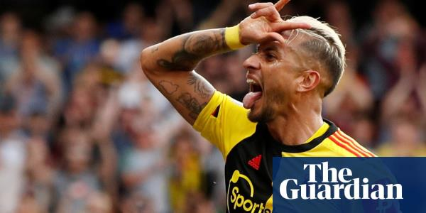 Roberto Pereyra completes comeback to earn Watford draw against Arsenal