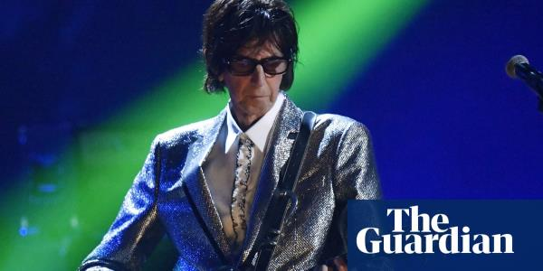 Ric Ocasek, lead singer of the Cars, dies aged 75