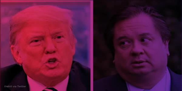 George Conway says Trump should be impeached if he pressured Ukraine to investigate Joe Biden