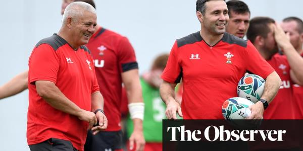 Warren Gatland's Wales look for calmer waters after Howley storm
