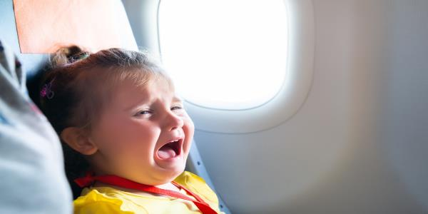 Japan Airlines Baby Map Lets Passengers Avoid Crying Kids On Flights