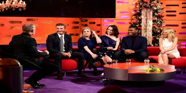 Graham Norton Reveals Surprising Formula To Building The Perfect Sofa Line-Up