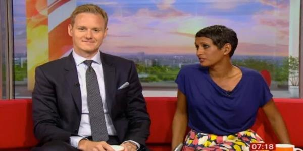 Original Naga Munchetty Complaint Also Made Reference To Dan Walker, Report Claims