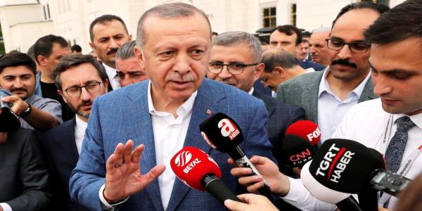 Erdogan Threatens To 'Open the Doors' to Europe for Refugees if Criticisms Continue