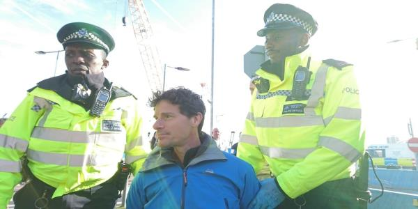 This Is What Its Like To Be Arrested With Extinction Rebellion, As An Ex-Police Officer
