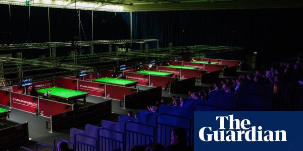 Ronnie OSullivan renews criticism of English Open snooker venue