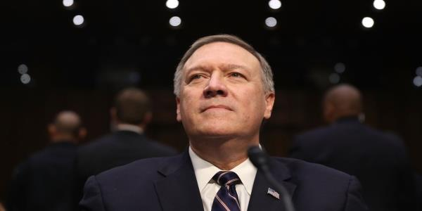 Atheists, Secular Groups Up in Arms Over State Department Boosting Pompeo's 'Christian Leader' Speech