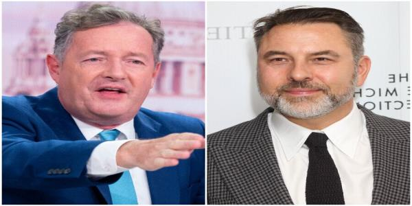 Piers Morgan Labels David Walliams A 'Snivelling Toady' After Britain's Got Talent Star Likes Negative Tweets About Him