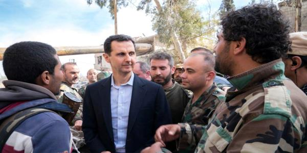 Assad: Syria to Resist Turkish Invasion by 'All Legitimate Means'