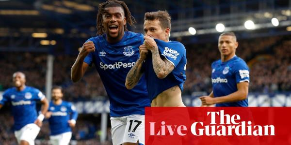 Everton v West Ham: Premier League – live!