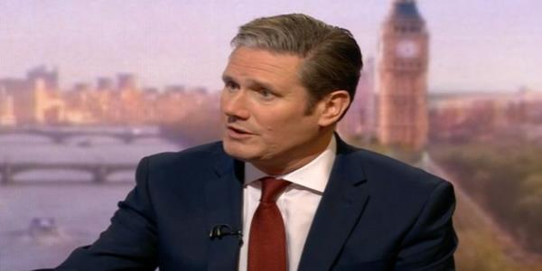Labour Will Back Amendment For Second Referendum, Says Keir Starmer