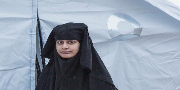 Shamima Begum appeals against loss of British citizenship but Home Office suggests plight is her own fault