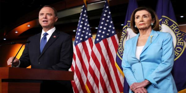 Pelosi, Schiff Rebuke House Republicans after Censure Vote Fails