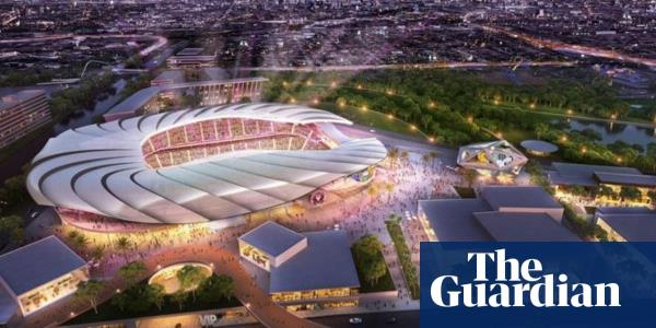 David Beckhams MLS team unveil plans for $966m stadium in Miami
