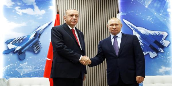 Russia Joins Turkey in Expelling Kurds from Northern Syria
