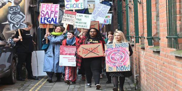 Northern Ireland woman acquitted of buying abortion pills for daughter following a landmark law change