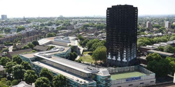 Damning Grenfell Tower Report Finds Systemic Fire Brigade Failures Cost Lives