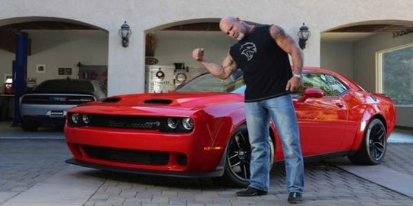Play To Win A Dodge Challenger Hellcat Redeye With Horsepower Challenge