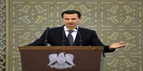 Syrias Assad says Kurdish controlled northeast Syria must return to state authority