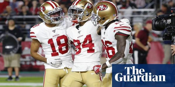 Surging 49ers hold off Cardinals behind Jimmy Garoppolos four touchdowns