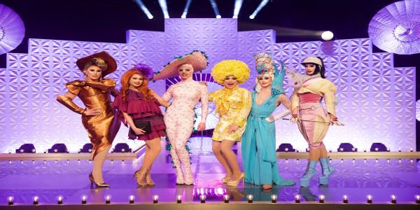 RuPauls Drag Race UK: Crystal Discusses Her Final Lip Sync And What Shed Do Differently