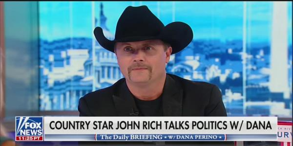 'Shut Up About Politics' Singer John Rich Shows Up on Fox News to Talk About Politics