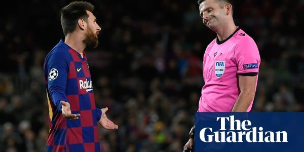 Champions League roundup: Barcelona held 0-0 at home to Slavia Prague