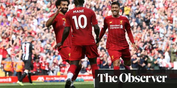 Liverpool's trident v Manchester City's front three: which has the edge?