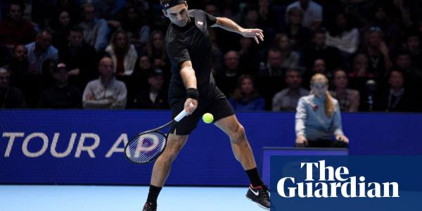 Pacing his season helps Roger Federer believe he can progress in ATP Finals
