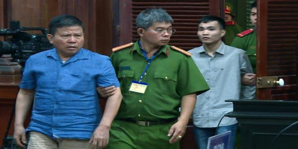 Australian citizen jailed in Vietnam for terrorism