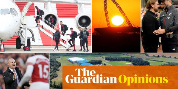 Managerial swap-shop and flogging Wembley: a new manifesto for football | Louise Taylor