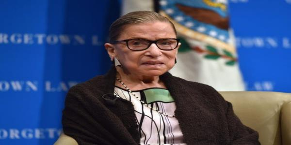 Ruth Bader Ginsburg misses Supreme Court hearings due to illness