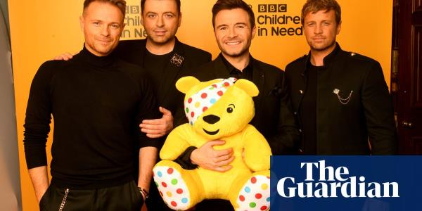 BBC Children in Need appeal raises nearly £48m