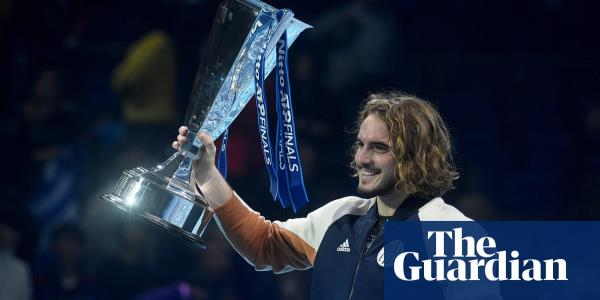 Stefanos Tsitsipas claims biggest title yet to crown breakthrough year