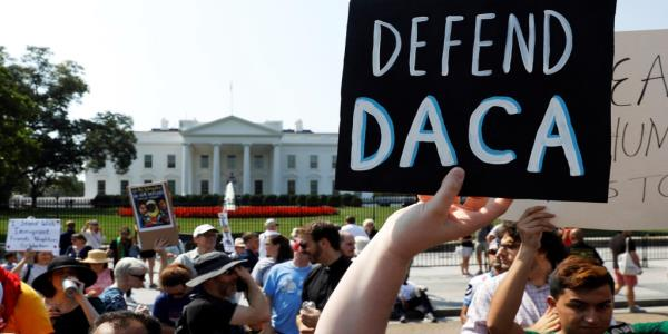Nearly 80,000 DACA Recipients Have Prior Arrest Records, according to Government Data