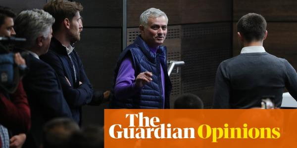 Twinkly José Mourinho gives hint of things to come at beefed-up Spurs | Barney Ronay