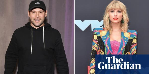 Scooter Braun pleads for resolution with Taylor Swift following death threats