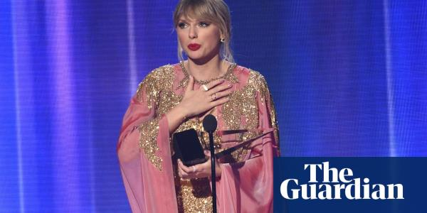 American Music Awards 2019: Taylor Swift takes artist of the decade in record-breaking haul