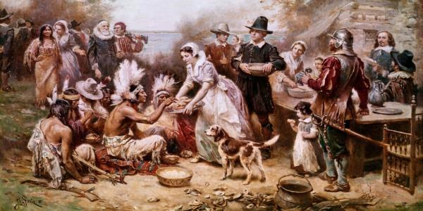 Native Americans Have Little to Celebrate on Thanksgiving