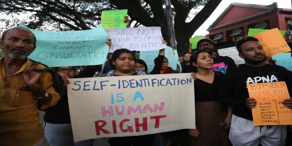 Trans-Rights Protestors Are Marching To The Indian High Commission In London – Heres Why