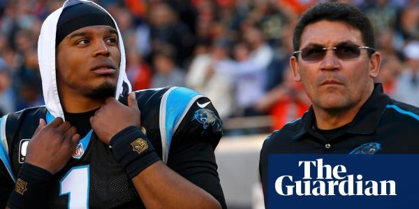 The Panthers and Cam Newton were indestructible until they werent