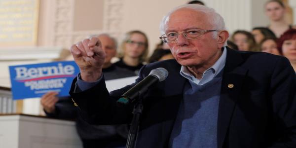 U.S. Democratic contender Sanders proposes $150 billion for high-speed internet for all