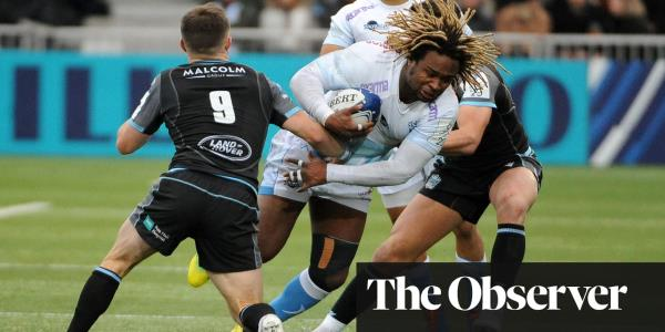 Sale's Marland Yarde defies medical opinion with his rapid return