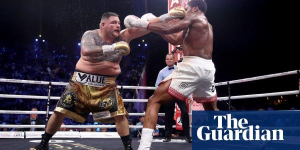 Ruiz sows seeds of destruction and Joshua reaps the benefit
