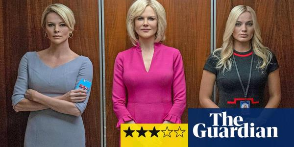 Bombshell review – Fox News abuse drama pulls its hardest punches