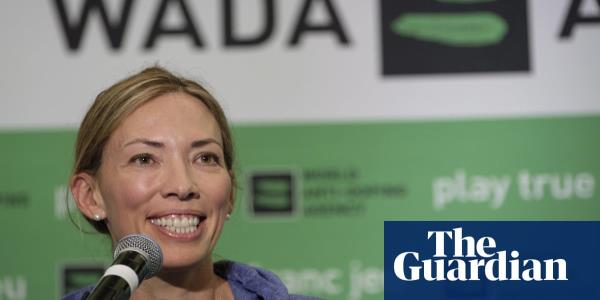 Wada committee member Victoria Aggar questions role after Russia ban