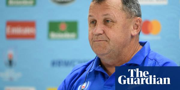 Ian Foster named Steve Hansens successor as All Blacks head coach