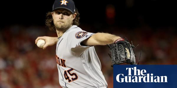 Gerrit Cole to join New York Yankees on record nine-year, $324m deal
